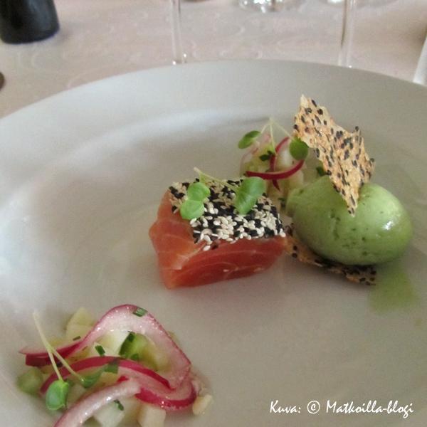 Ravintola Henriks, Tampere. Kuva: © Matkoilla-blogi