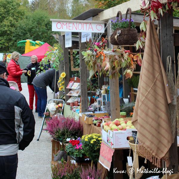 Lohjan Omenakarnevaalit. Kuva: © Matkoilla-blogi