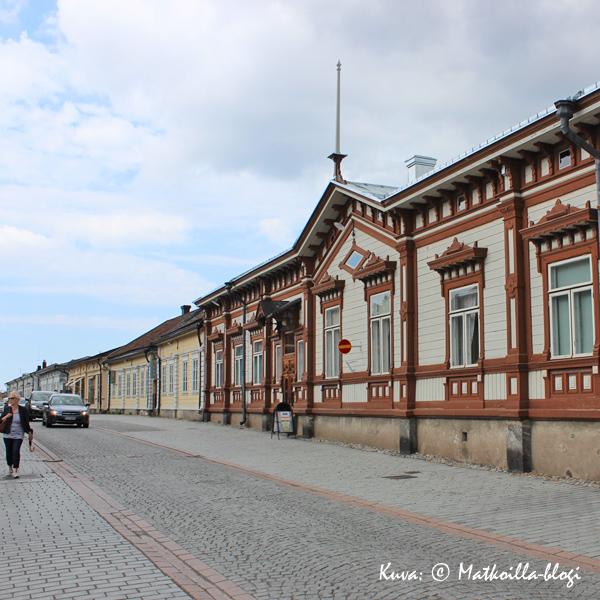 Vanha Rauma, Marela. Kuva: © Matkoilla-blogi