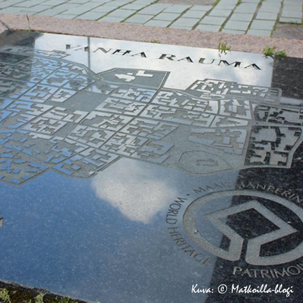 Vanha Rauma - UNESCOn maailmanperintökohde. Kuva: © Matkoilla-blogi