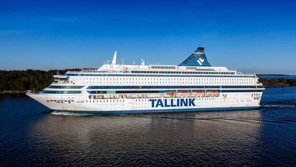Silja Europa. Kuva: © TallinkSilja