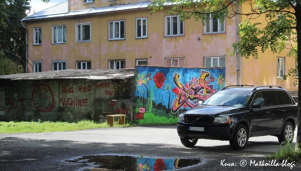 Tallinna. Kuva: © Matkoilla-blogi