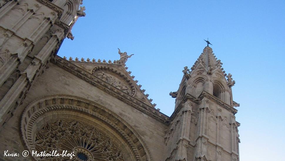 Palma de Mallorca: La Seu-katedraali. Kuva: © Matkoilla-blogi