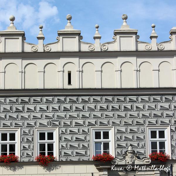 Krakova: Vanhakaupunki. Kuva: © Matkoilla-blogi