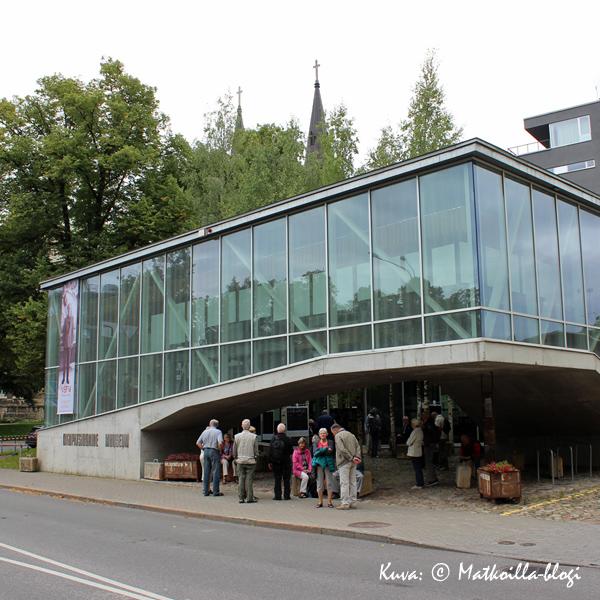 Miehitysmuseo, Tallinna. Kuva: © Matkoilla-blogi
