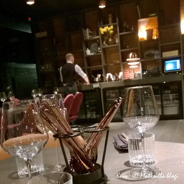 Ravintola Tuljak, Tallinna. Kuva: © Matkoilla-blogi