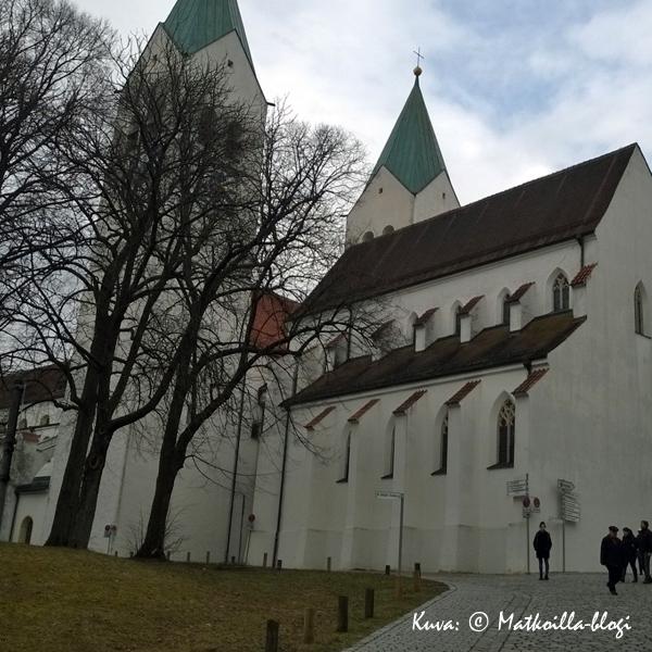 Freising_Dom_Kuva-©-Matkoilla-blogi