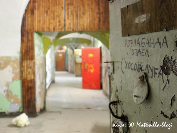 Patarein vankila, Tallinna. Kuva: © Matkoilla-blogi