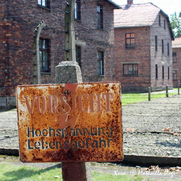 Auschwitz. Kuva: © Matkoilla-blogi