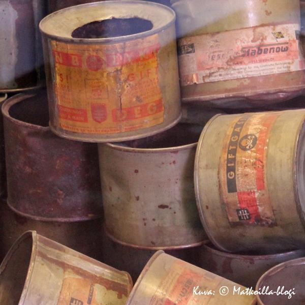 Auschwitz - Cyklon B. Kuva: © Matkoilla-blogi