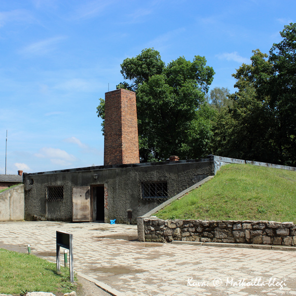 Auschwitz - krematorio. Kuva: © Matkoilla-blogi