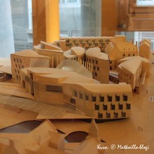 Edinburgh: Skotlannin parlamentti. Kuva: © Matkoilla-blogi