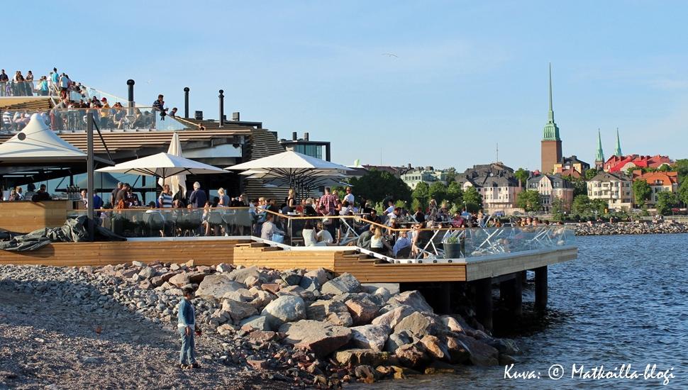 Kuukauden kuva: Löyly, Helsinki. Kuva: © Matkoilla-blogi