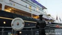 Royal Yacht Britannia – kuninkaallista ilmapiiriä ja historiaa