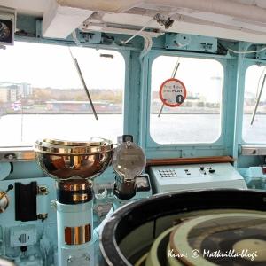 HMY Britannia. Kuva: © Matkoilla-blogi