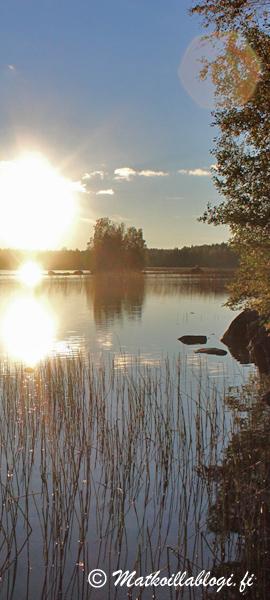 Kuukauden kuva, syyskuu 2017: Järvi. Kuva: © Matkoilla-blogi