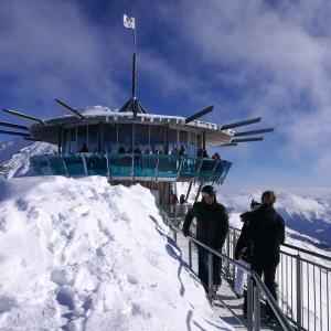 Huippupaikka  kirjaimellisesti Top Mountain Star Wurmkogelilla 3030 mpy obergurglhellip