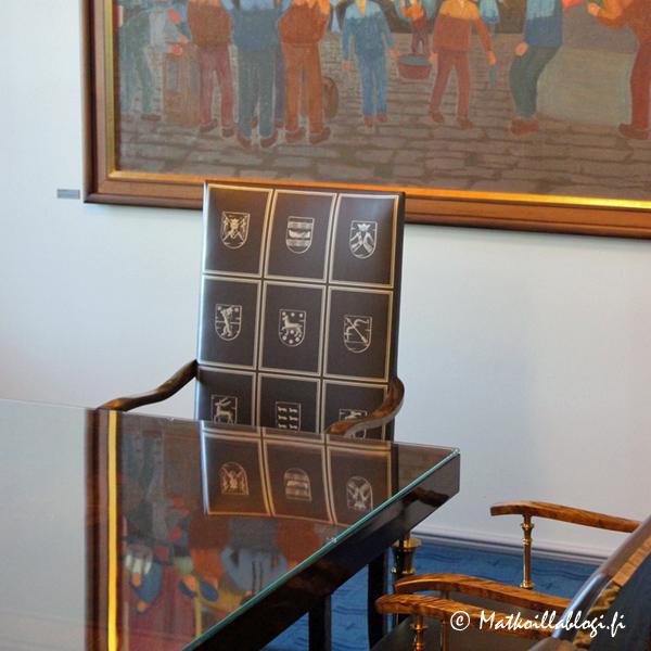 Hallituksen kokoushuone