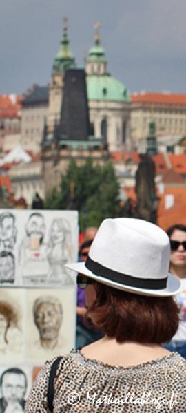 Kuukauden kuva, kesäkuu 2019: Kaarlensilta, Praha. Kuva: © Matkoillablogi.fi