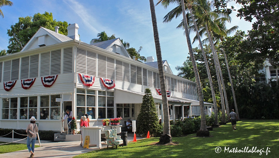 Key West, Trumans Little White House