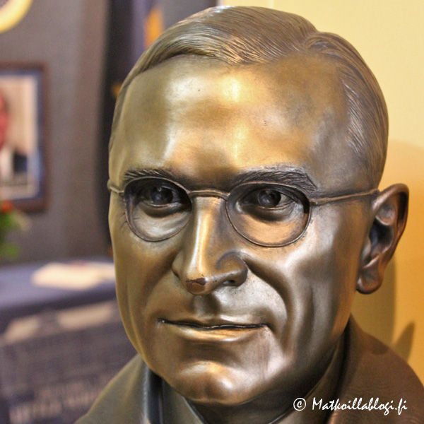 Key West, Trumans Little White House: Harry S Truman