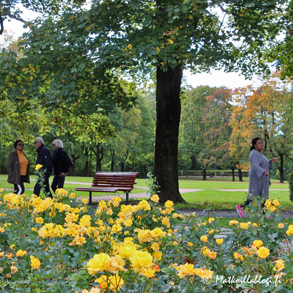 Oslo, Frognerin puisto