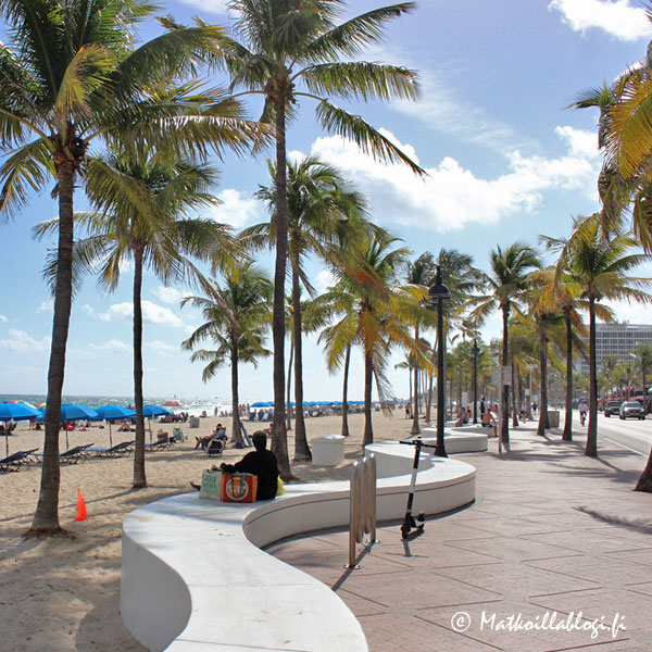 Fort Lauderdale, Las Olas Beach