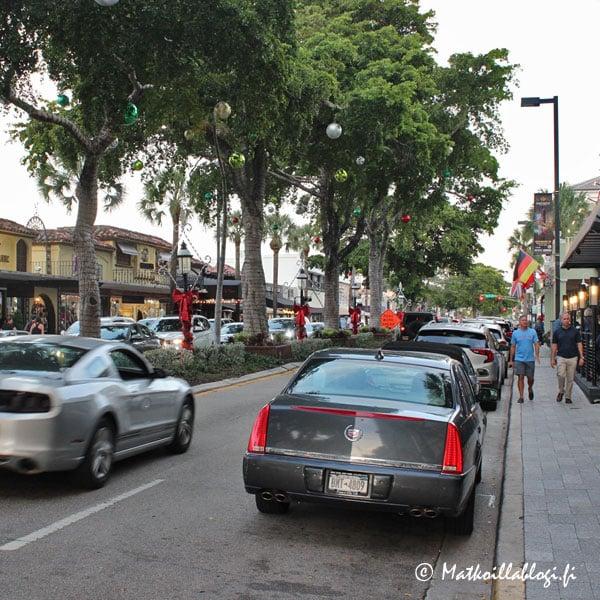 Fort Lauderdale, Las Olas Boulevard