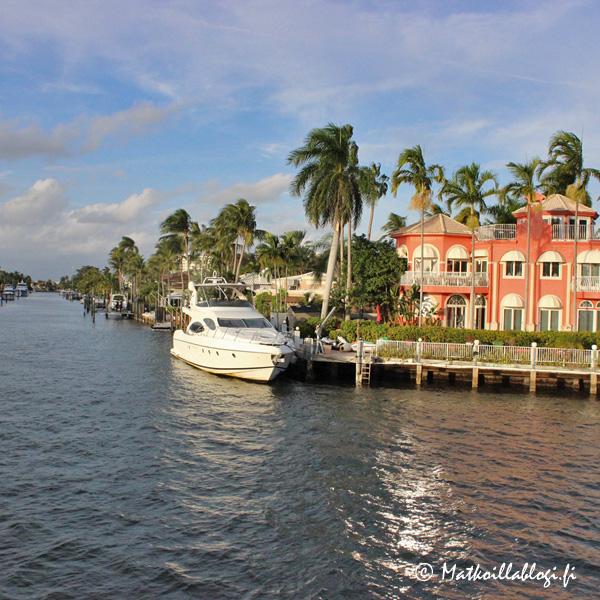 Fort Lauderdale, Las Olas Isles