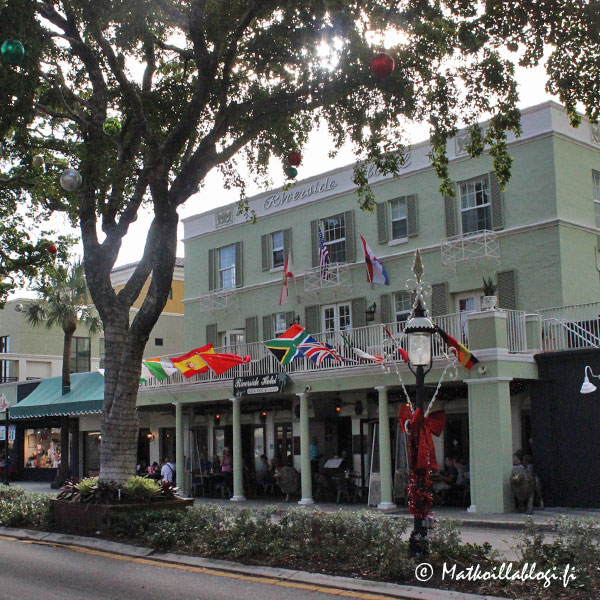 Fort Lauderdale, Riverside Hotel