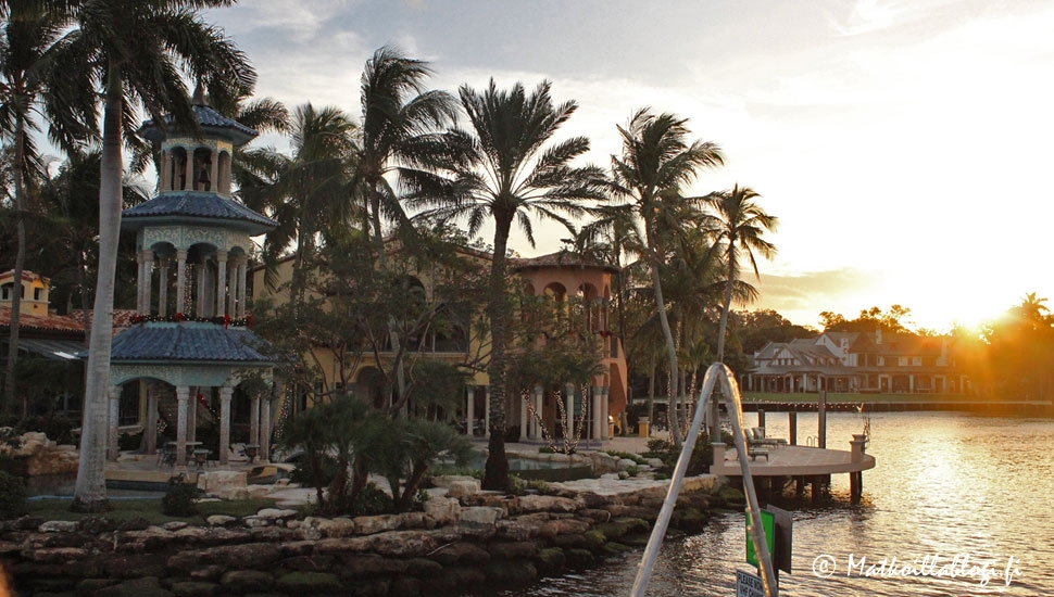 Fort Lauderdale, Tarpon River