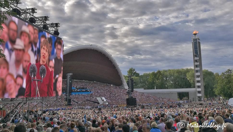 Tallinna Laulupidu 2019