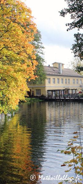 Kuukauden kuva, lokakuu 2019: Fiskarsin ruska. Kuva: © Matkoillablogi.fi