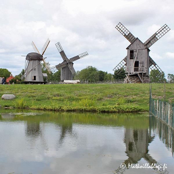 Anglan tuulimyllykylä