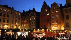 Tukholma, Suurtorin joulumarkkinat