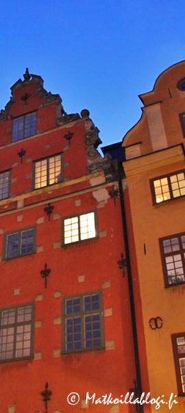 Kuukauden kuva, joulukuu 2019: Suurtori, Tukholma. Kuva: © Matkoillablogi.fi