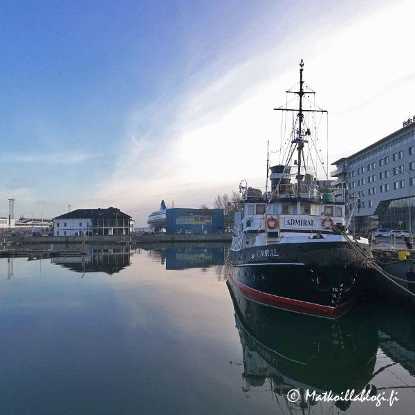 Tallinnan satama, Admiral