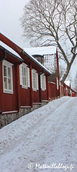 Kuukauden kuva, tammikuu 2020: Lotsgatan, Södermalm - Tukholma. Kuva: © Matkoillablogi.fi