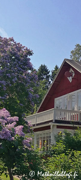 Kuukauden kuva, kesäkuu 2020: Gurlin talo, Pentala. Kuva: © Matkoillablogi.fi
