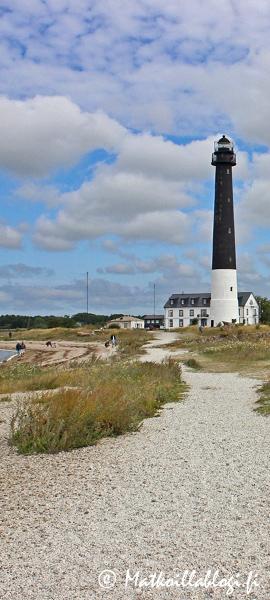 Kuukauden kuva, elokuu 2020: Sõrven majakka, Saarenmaa. Kuva: © Matkoillablogi.fi