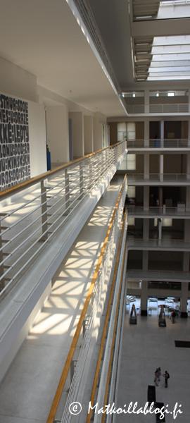 Kuukauden kuva, kesäkuu 2021: Prahan kansallisgalleria. Kuva: © Matkoillablogi.fi