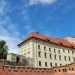 Wawelin linna-alue Krakovassa - ei näin...