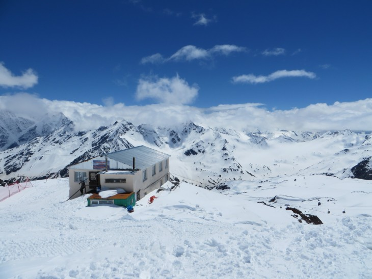 Elbrus perusleiri