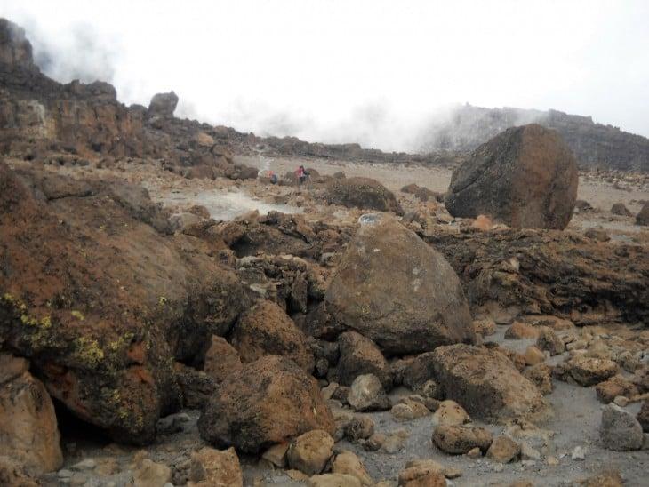 Rocks in Kilimanjaro