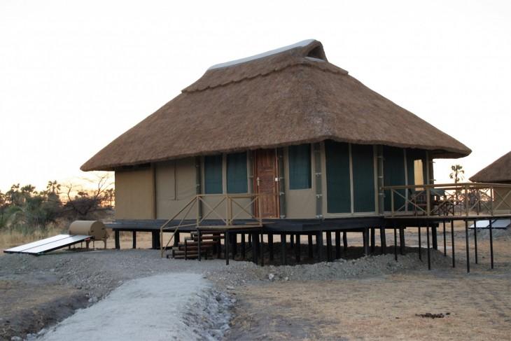 Maramboin telttalodge
