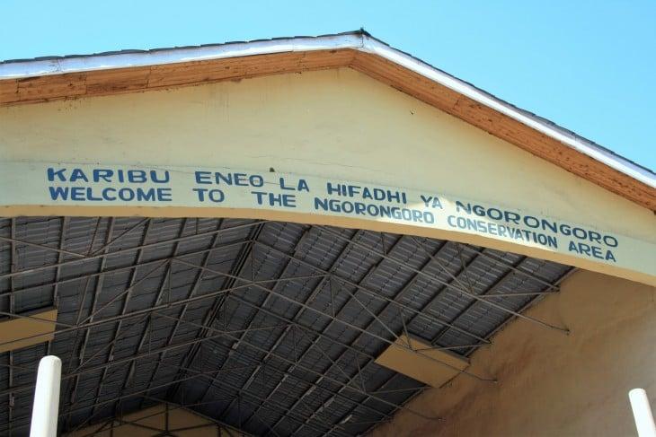 Welcome to Ngorongoro