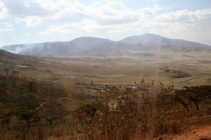 Ngorongoron suojelualue