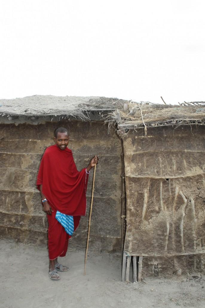 Masaikylän maja