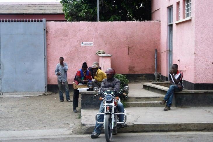 Citylife in Arusha