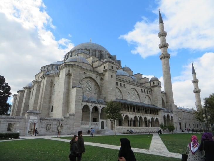 Solemanin moskeija